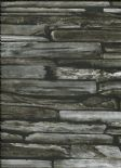 Reclaimed Industrial Chic Wallpaper Stacked Slate 2701-22351 By A Street Prints For Brewster Fine Decor